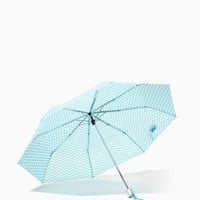 Chevron Showers Umbrella | Accessories - Vacationland | charming charlie
