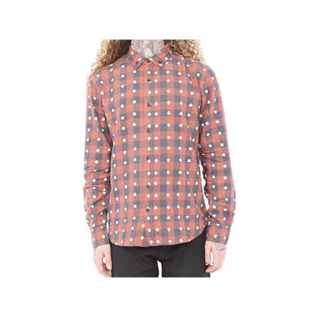ourCaste Grant Print Flannel Shirt - Long-Sleeve - Men's