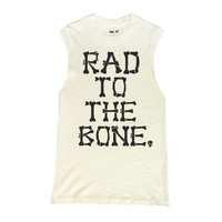Rad to the Bone Tee