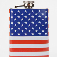 Urban Outfitters - American Flag Flask