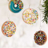Donut Ornament Set - Urban Outfitters
