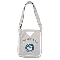 Seattle Mariners MLB Hoodie Crossbody Bag