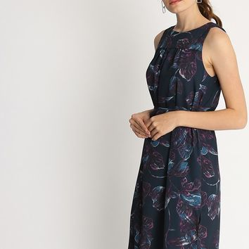 Alaska Nights Printed Dress | Ruche