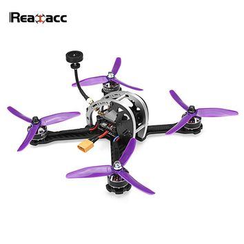 Realacc Real5 215MM FPV Racing Drone PNP W/  F4 25/200/600mW VTX 800TVL Camera RC Model Multicopter VS Eachine X220S X220