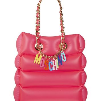 MOSCHINO - Inflatable shoulder bag | Selfridges.com