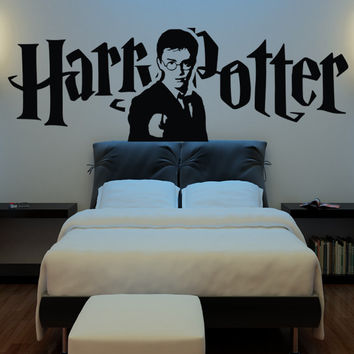 Harry Potter Wall Decal Decor Art Vinyl
