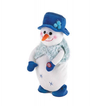 Mr Snow Dancing Plush