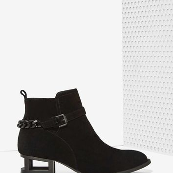 Jeffrey Campbell Axel Suede Ankle Boot