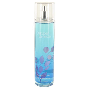 Juniper Breeze by Bath & Body Works Fine Fragrance Mist 8 oz