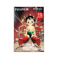 Fujifilm Instax Mini Film Astro Boy Polaroid Instant Photo