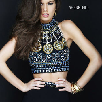 Sherri Hill 11068 Dress - Prom Dress - Prom Gown - 11068