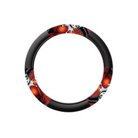 DC Comics Harley Quinn Steering Wheel Cover