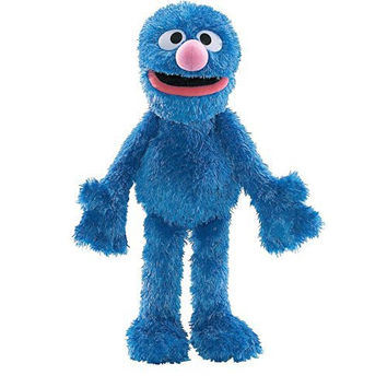 Gund Sesame Street Grover Stuffed Animal