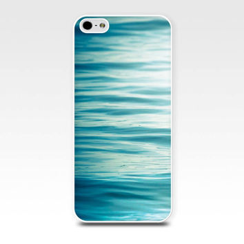 nautical iphone case 5s iphone 4s case water ripples iphone case abstract iphone 4 case 5 wave iphone case teal aqua iphone beach case ocean