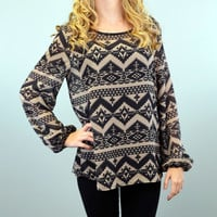 Wolf River Tribal Top