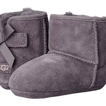 UGG Kids Jesse Grosgrain Bow (Infant/Toddler) Nightfall - Zappos.com Free Shipping BOTH Ways