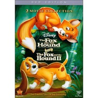 Fox and the Hound/Fox and the Hound II [30th Anniversary Edition] [2 Discs] (DVD) (Anniversary Edition) (Enhanced Widescreen for 16x9 TV) (Eng/Fre/Spa)