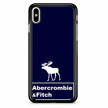 The Abercrombie Fitch 3 iPhone X Case