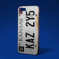 License plate Supernatural for iPhone anda Samsung Galaxy Series Hard case or rubber case