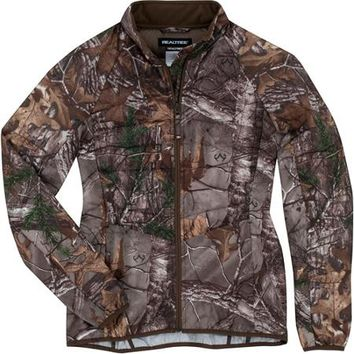 Realtree Xtra Ladies' Lightweight Packable Waterproof Down Jacket - Walmart.com