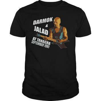 Darmok and Jalad at tanagra september 1991 shirt Premium Fitted Guys Tee