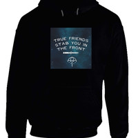 Bmth Bring Meto The Horizon Space True Friends Hoodie