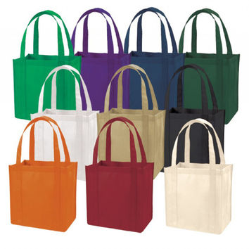 Non Woven Tote Bag [Kelly] - Style #108