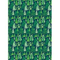 Snowy Trees Paper Roll