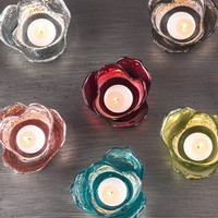 Tulip Tealight Candle Holder