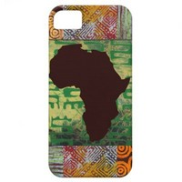 Africa Batik Patterns Case iPhone 5 Covers from Zazzle.com