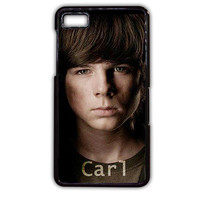 The Walking Dead Carl Grimes TATUM-11062 Blackberry Phonecase Cover For Blackberry Q10, Blackberry Z10