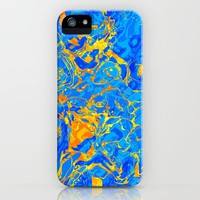 Abstract Design iPhone Case by tmarchev