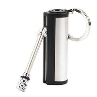 by ksshopping Match Box Lighter Lites 15000 Times Keyring Gadge Gift - Camping Hiking Outdoor living fire lighter...