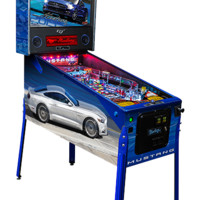 Stern Mustang LE Limited Edition Pinball Machine