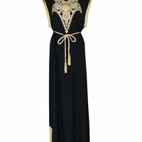 islamic clothing women Maxi Long Dubai Dress moroccan Kaftan Caftan Jilbab Islamic Abaya Muslim Turkish Arabic dress Robes 1621