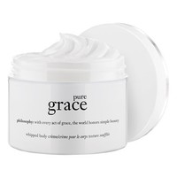 Women's philosophy 'pure grace' whipped body creme, 8 oz