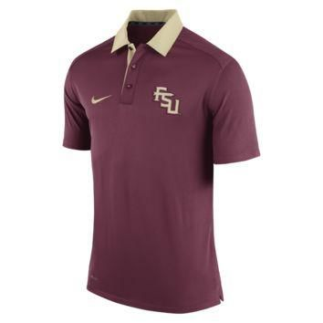 Nike Elite Coaches (Florida State) Men's Polo Shirt