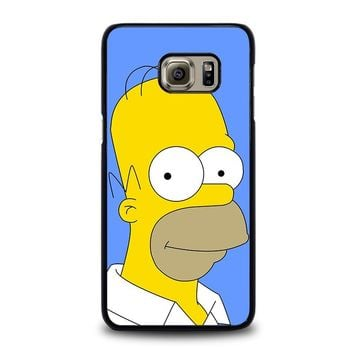 HOMER SIMPSONS Samsung Galaxy S6 Edge Plus Case Cover