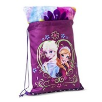 Disney Frozen Throw in a Backpack