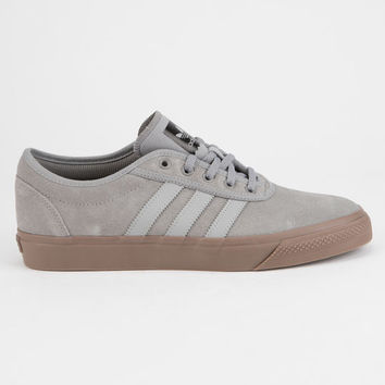ADIDAS Ad-Ease Grey & Gum Mens Shoes