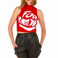 JEREMY SCOTT FOR RENT TOP
