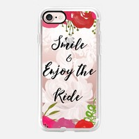 Enjoy iPhone 7 Capa by Li Zamperini Art | Casetify