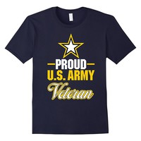 Army Veteran T-Shirt for US Army Vets