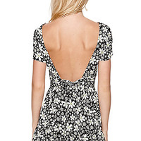 LA Hearts Babydoll Bow Back Dress at PacSun.com