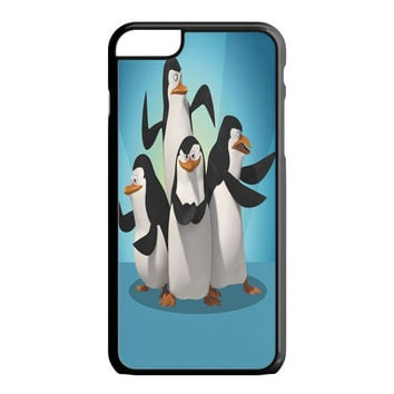 The Penguins of Madagascar All Characters iPhone 6S Plus Case