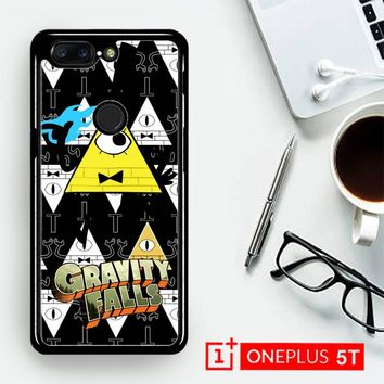 Gravity Falls Bill Cipher W3347  OnePLus 5T / One Plus 5T Case