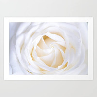 White Rose Fine Art Print, White Rose Wall Art, Elegant Rose Bouquet Art Print, White Rose Flower Photography, Flower Art Print
