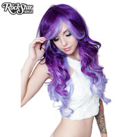 RockStar Wigs® <br> Triflect™ Collection - Purple Possession -00385