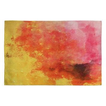 Allyson Johnson Early Sunset Woven Rug
