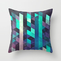 cryxxstyllz Throw Pillow by Spires